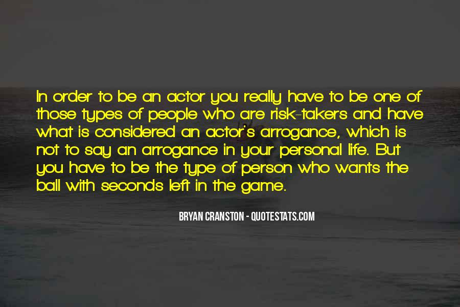 Life Is Not Game Quotes #1619283