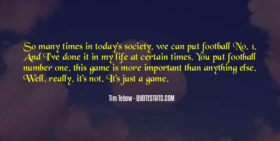 Life Is Not Game Quotes #200487