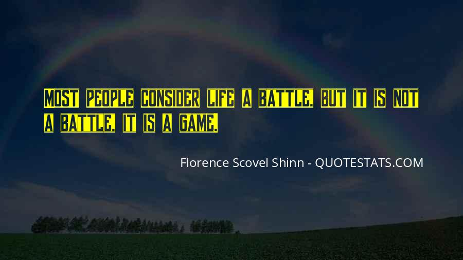 Life Is Not Game Quotes #585895
