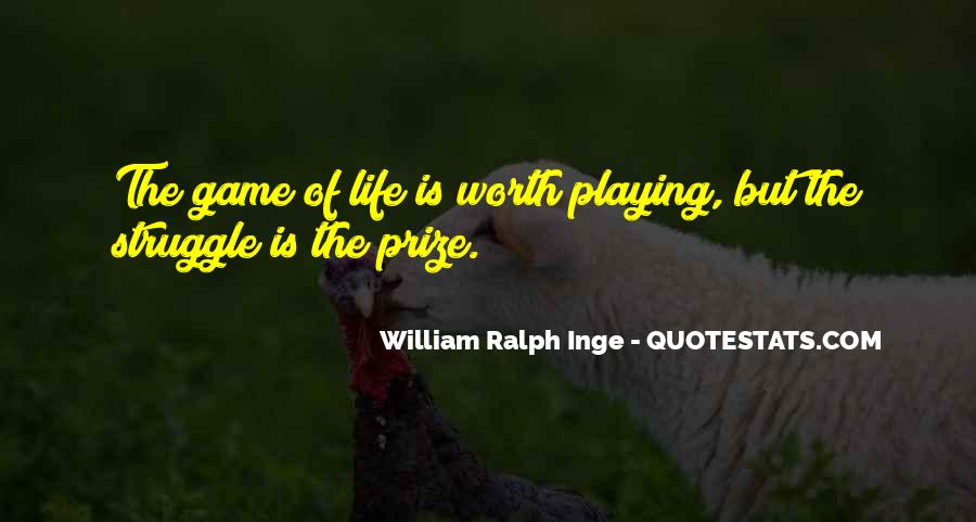 Life Is Playing With Me Quotes #60288
