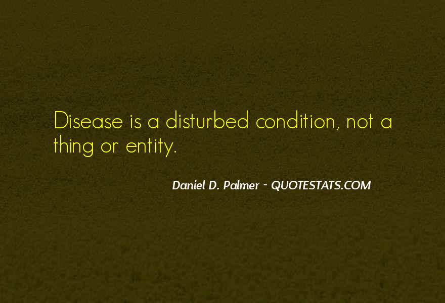 Quotes About Disturbed #222882