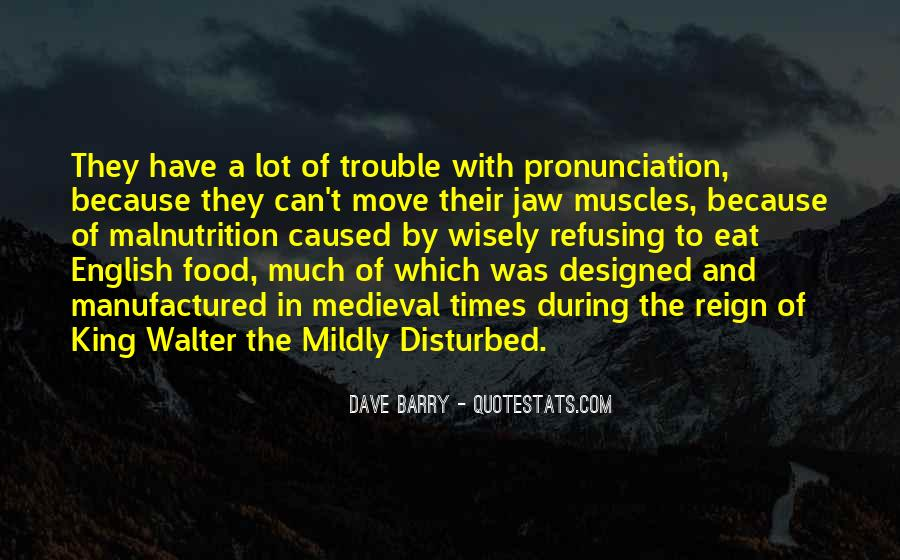 Quotes About Disturbed #357548