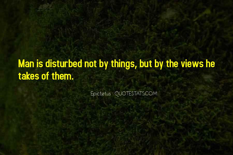 Quotes About Disturbed #384196