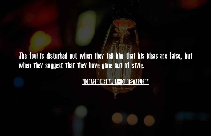 Quotes About Disturbed #414953