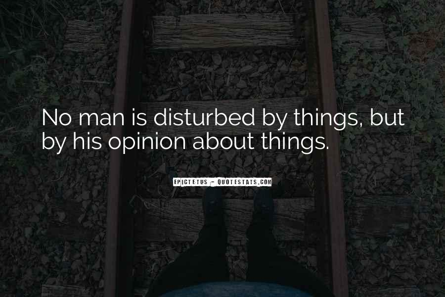 Quotes About Disturbed #99685