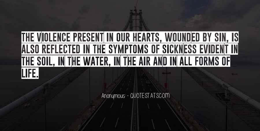 Life Is Water Quotes #155125