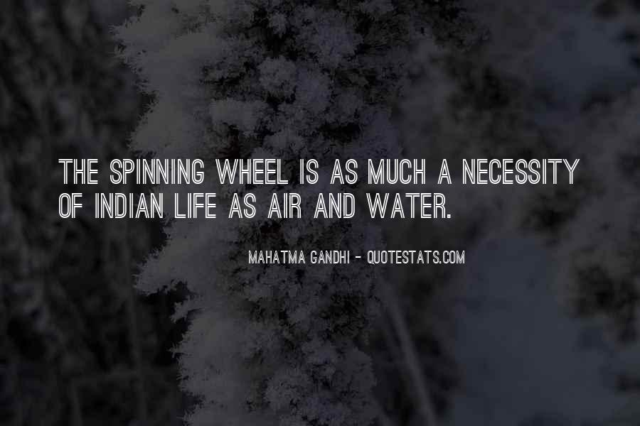 Life Is Water Quotes #265995