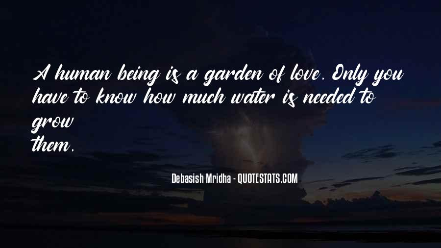 Life Is Water Quotes #319771