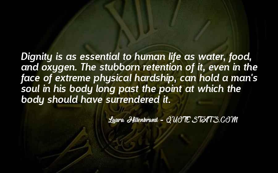 Life Is Water Quotes #375427
