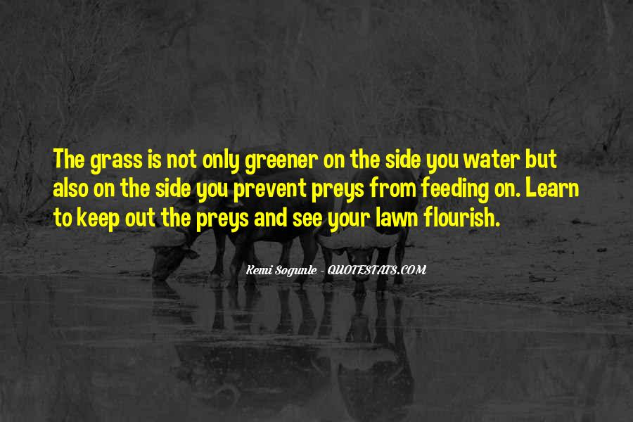 Life Is Water Quotes #481738