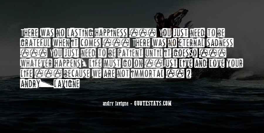 Life Lasting Love Quotes #142906