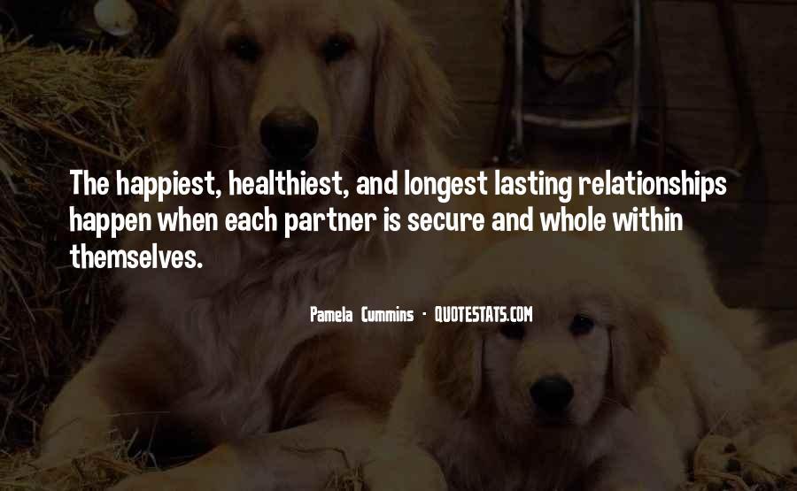 Life Lasting Love Quotes #1469428