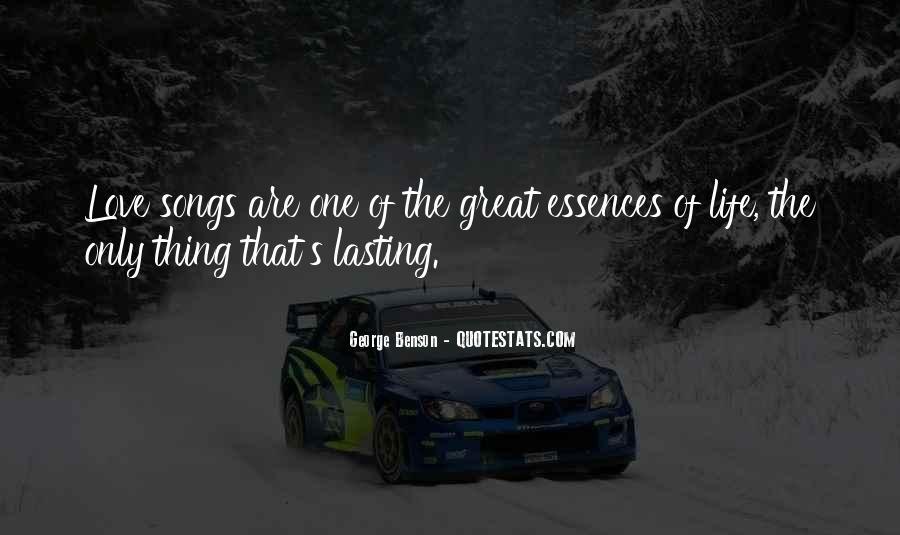 Life Lasting Love Quotes #1594076