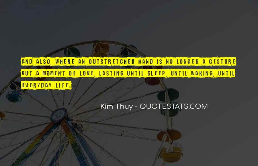 Life Lasting Love Quotes #678337