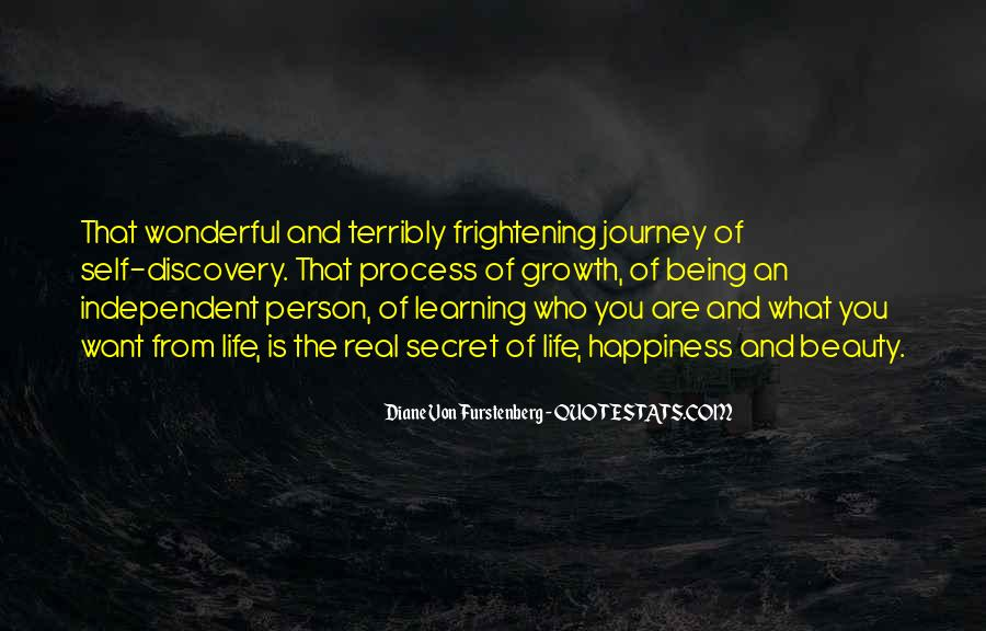 Life Learning Process Quotes #1370140
