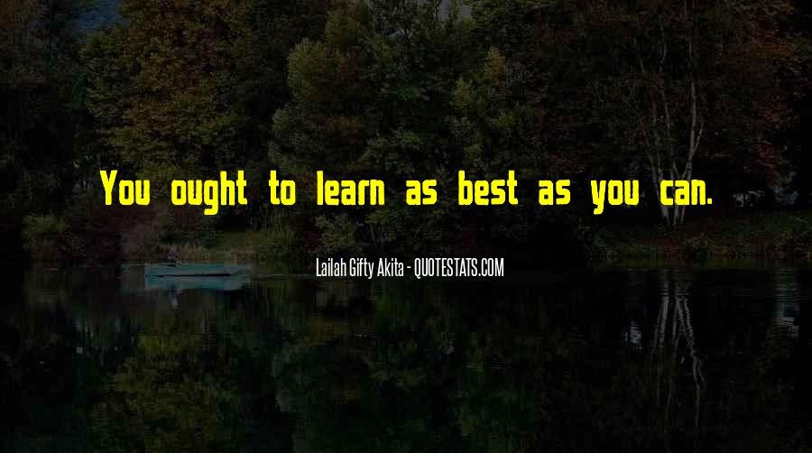 Life Learning Process Quotes #1520050