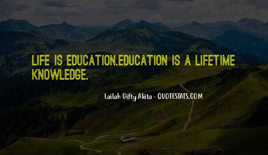 Life Learning Process Quotes #198656