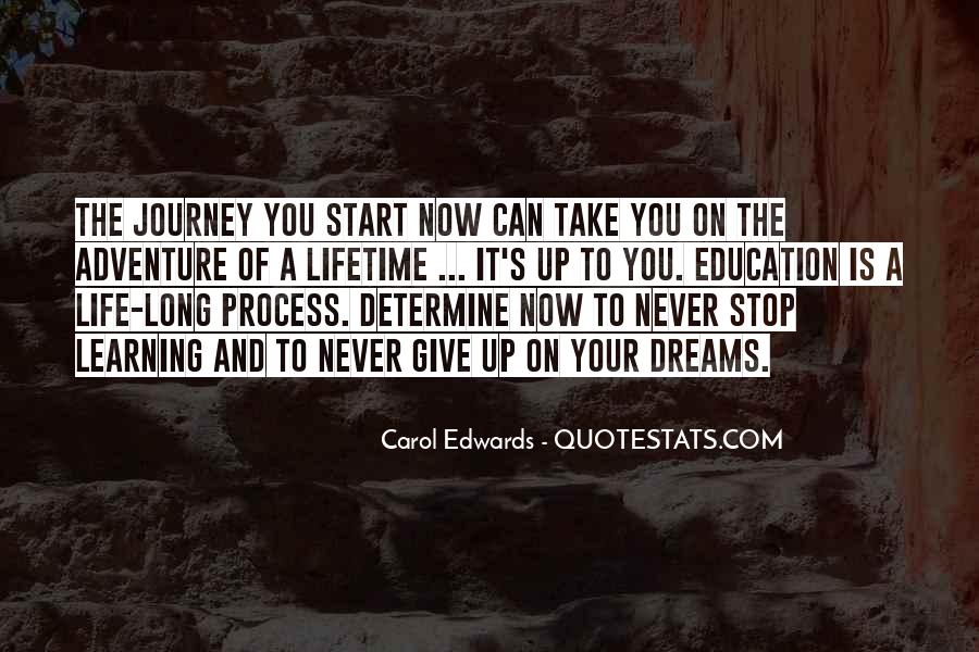 Life Learning Process Quotes #202783