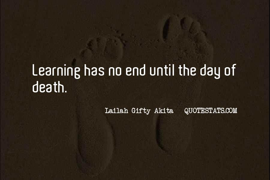Life Learning Process Quotes #384543