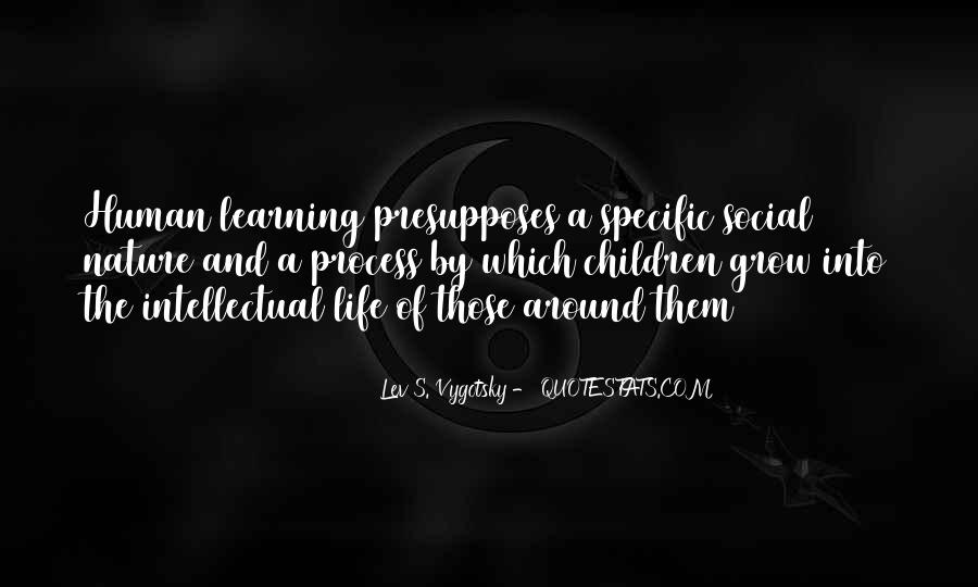 Life Learning Process Quotes #499889