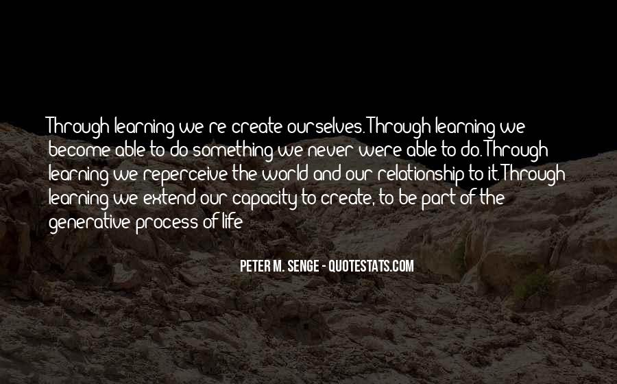 Life Learning Process Quotes #677261