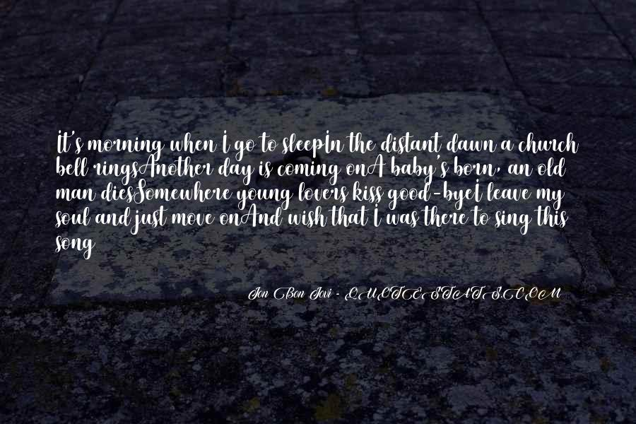 Quotes About Distant Lovers #5532