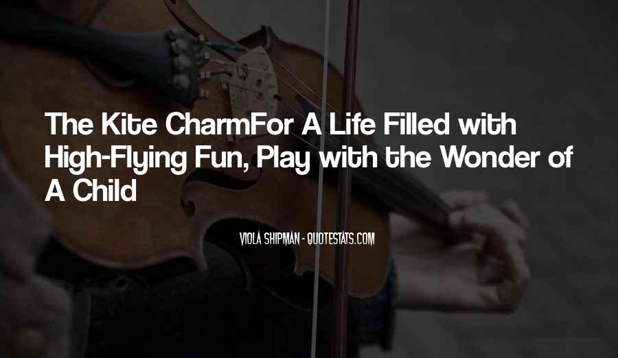Life Love Fun Quotes #1103501
