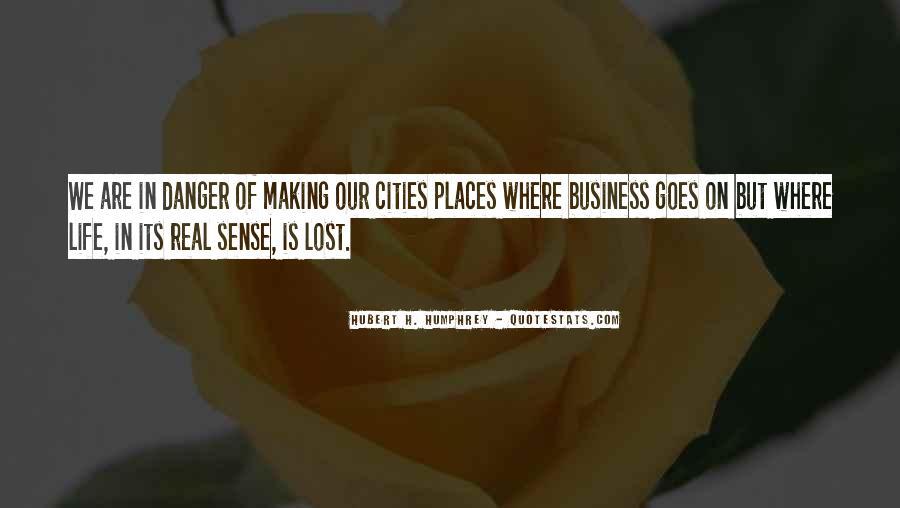 Life Making Sense Quotes #847270