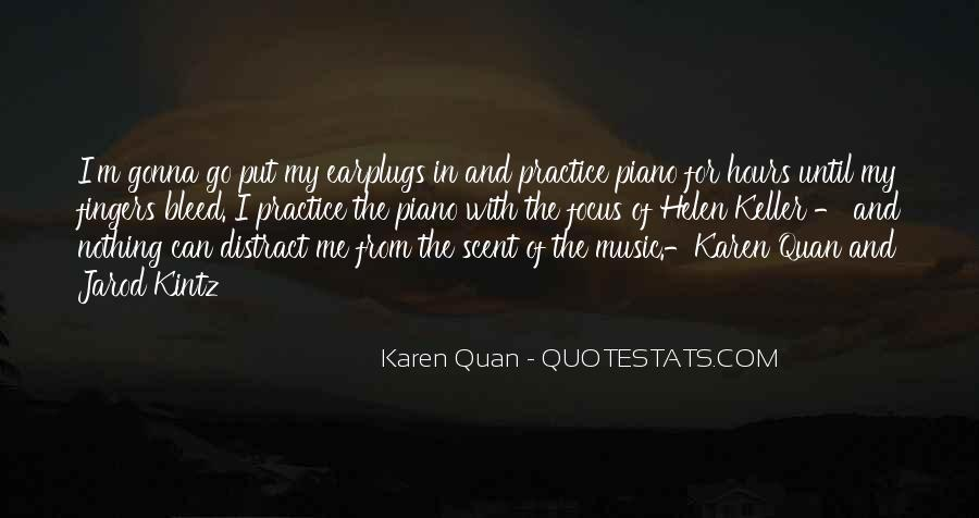 Life Of Music Quotes #117818