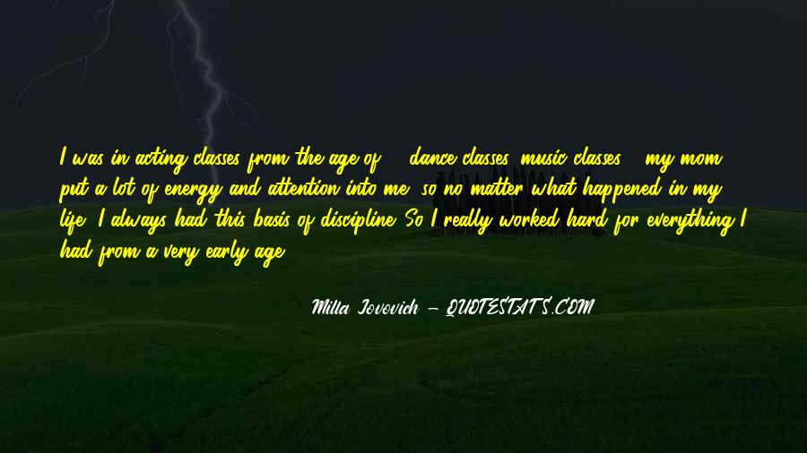 Life Of Music Quotes #90681