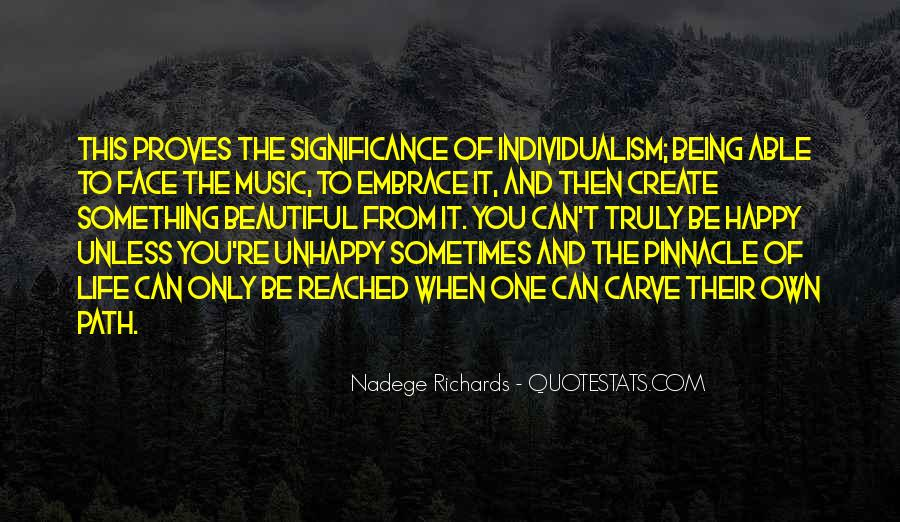 Life Of Music Quotes #93085