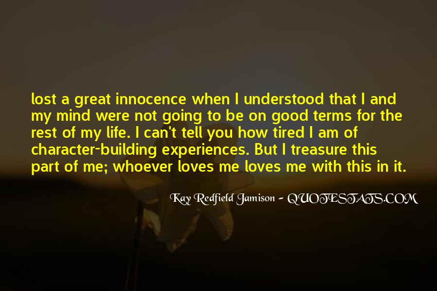 Life On My Own Terms Quotes #39829