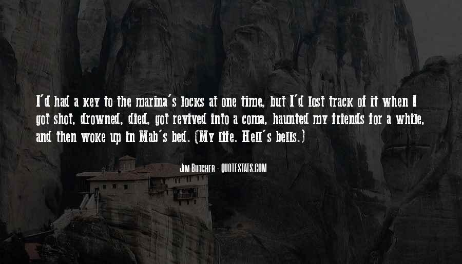 Life One Shot Quotes #127859