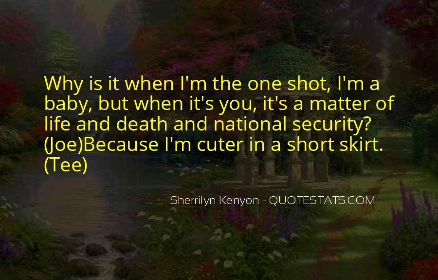 Life One Shot Quotes #918102