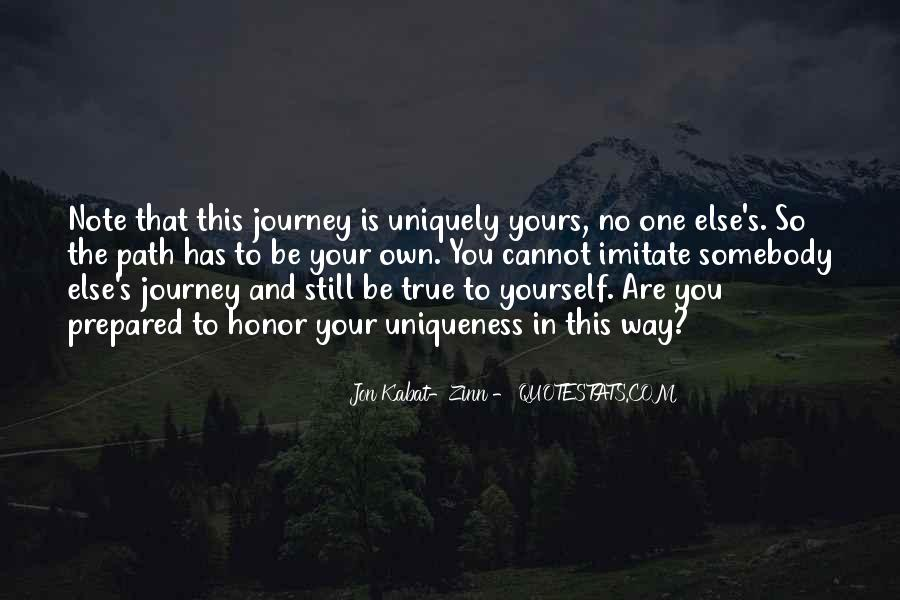 Life Path Way Quotes #109223