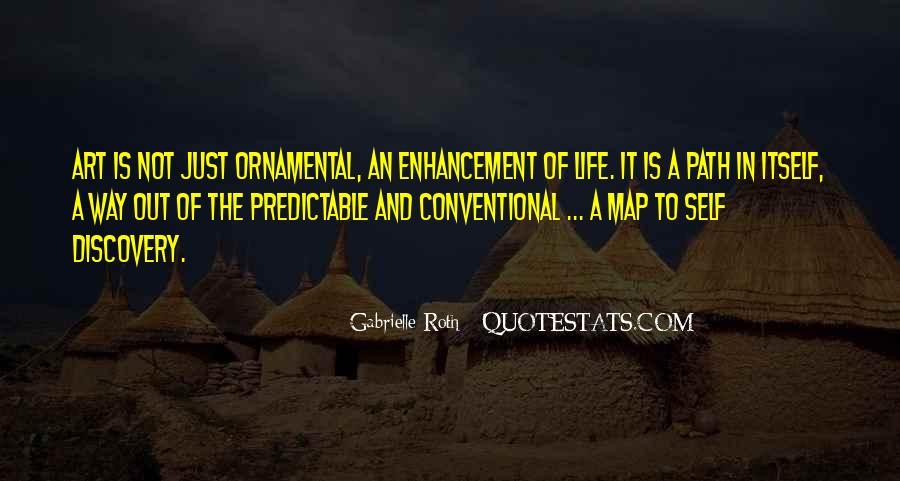 Life Path Way Quotes #1138362