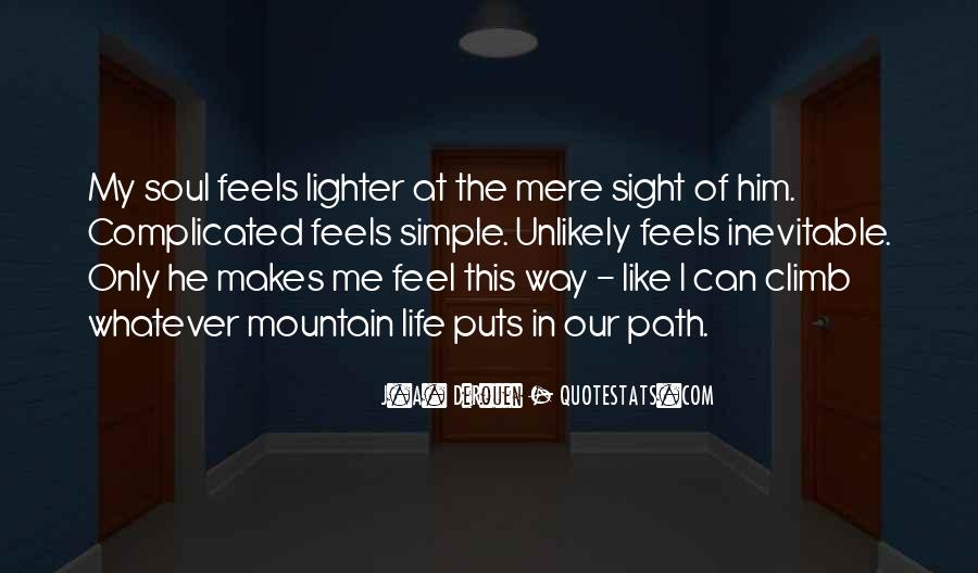 Life Path Way Quotes #1165511