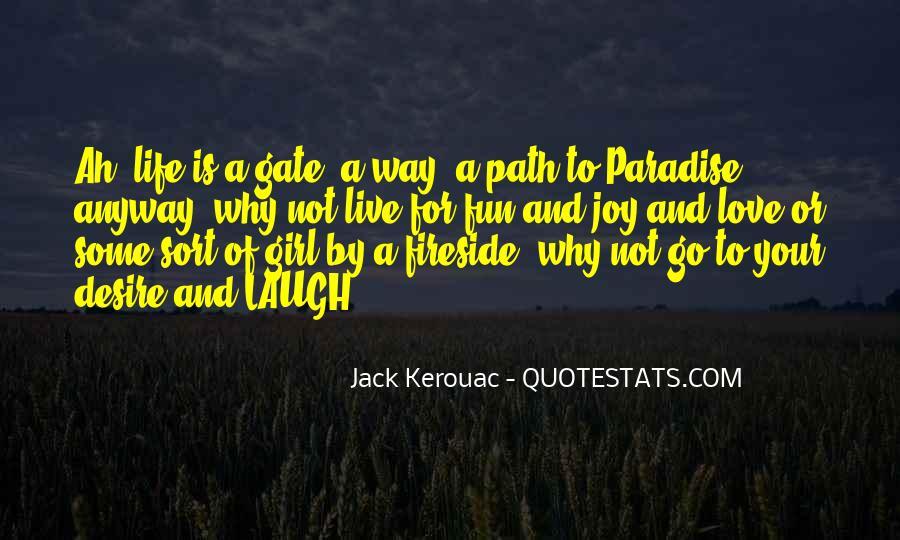 Life Path Way Quotes #1192650