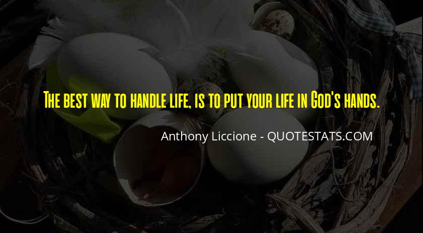 Life Path Way Quotes #1282080
