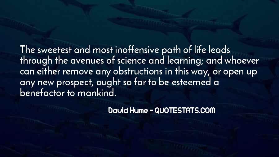 Life Path Way Quotes #165463