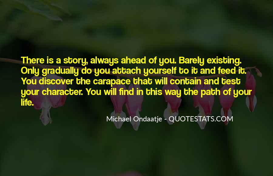 Life Path Way Quotes #283498