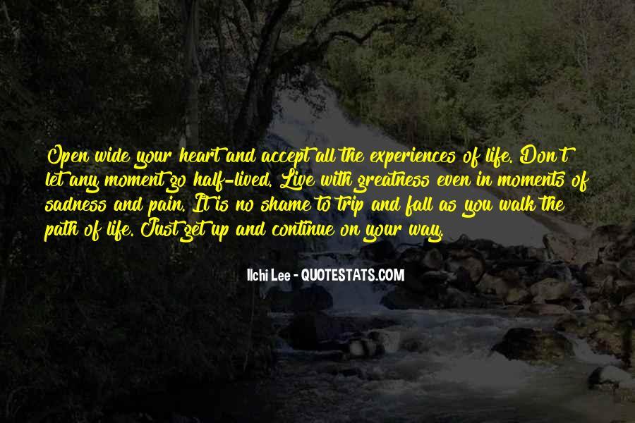 Life Path Way Quotes #357818