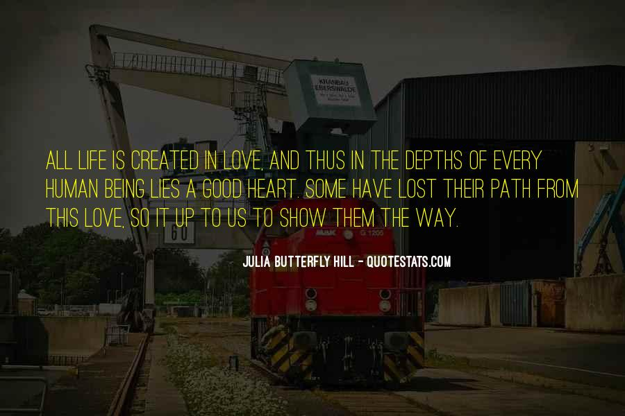 Life Path Way Quotes #419084