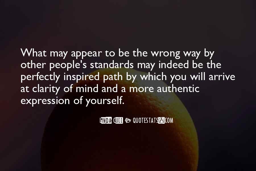 Life Path Way Quotes #436981