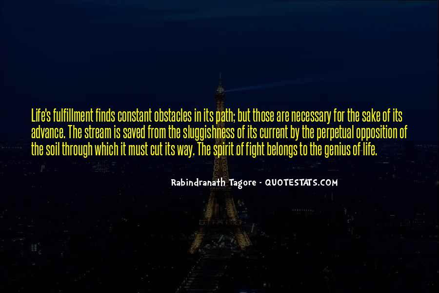 Life Path Way Quotes #474566