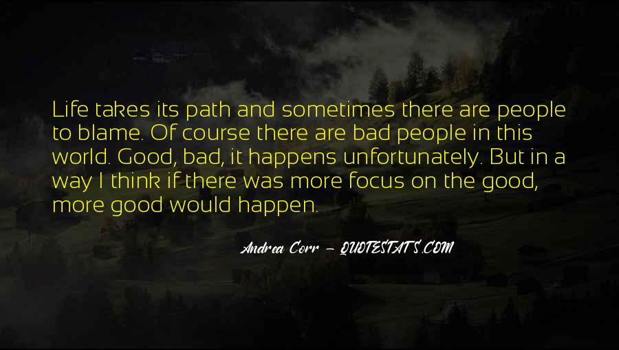 Life Path Way Quotes #625052
