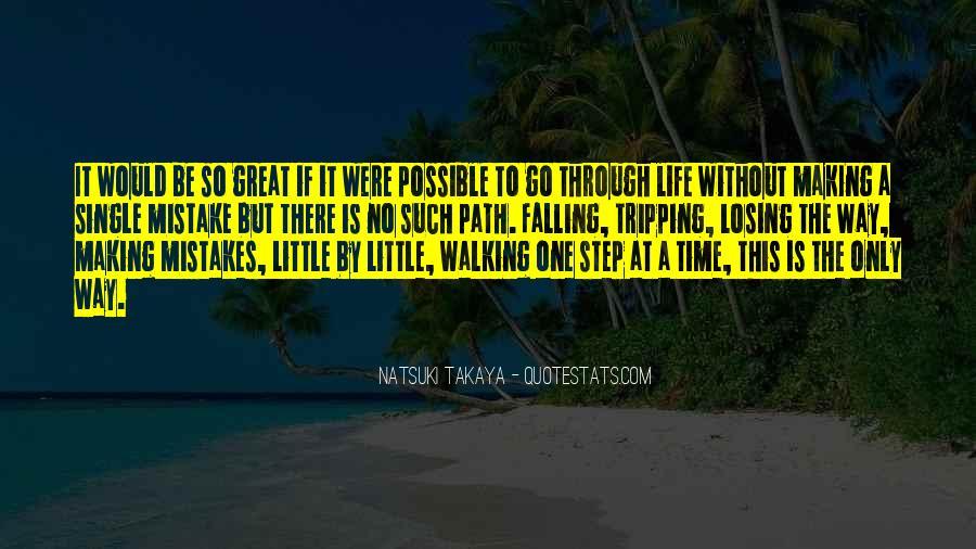 Life Path Way Quotes #649796