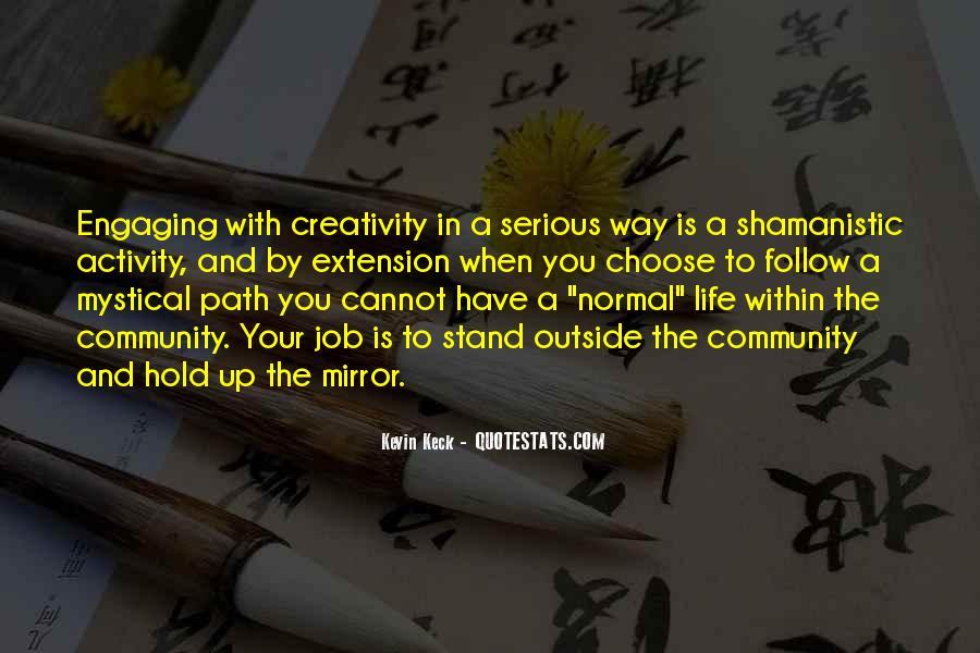 Life Path Way Quotes #71748
