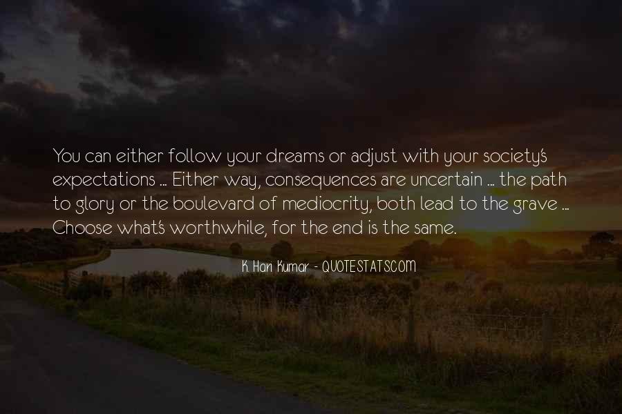 Life Path Way Quotes #719831