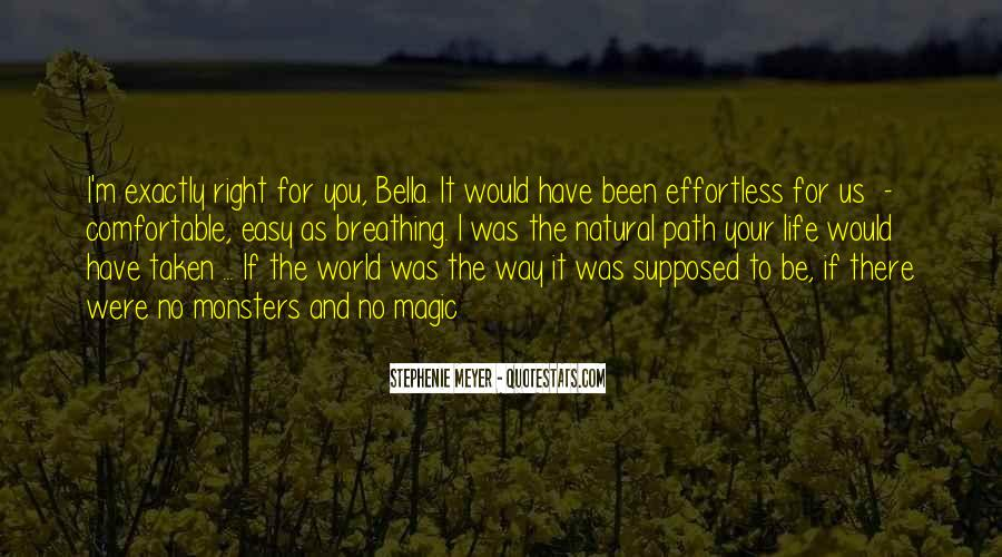 Life Path Way Quotes #896596